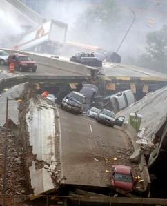Fuller Warren Bridge collapse, alternative view