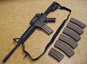 Bushmaster M4 Type Carbine