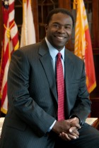 Mayor Alvin Brown
