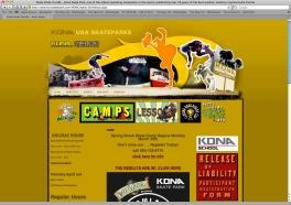 Kona's homepage