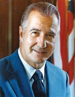 Vice president Spiro Agnew