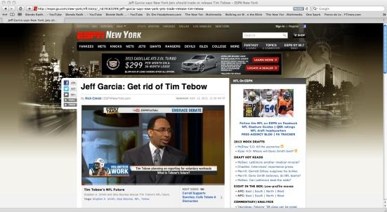 ESPN screen