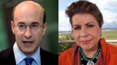 Rogoff and Reinhart