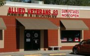 Allied Veterans of the World storefront