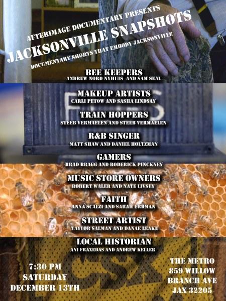 Jacksonville Snapshots poster copy